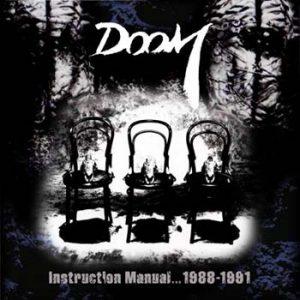 DOOM - Instruction manual... 1988-1991      CD&DVD