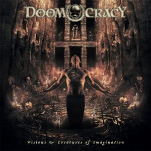 DOOMOCRACY - Visions & creatures of imagination      CD