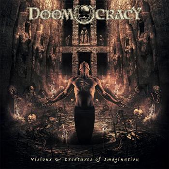 DOOMOCRACY - Visions & creatures of imagination      CD