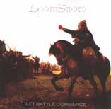DOOMSWORD - Let battle commence      CD