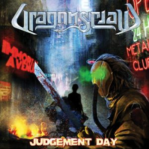 DRAGONSCLAW - Judgement day      CD