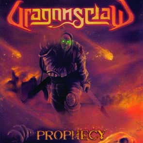 DRAGONSCLAW - Prophecy      CD