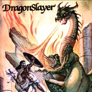 DRAGONSLAYER - Dragonslayer      CD