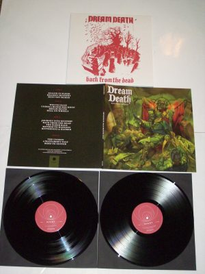DREAM DEATH - Back from the dead      DLP