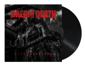 DREAM DEATH - Dissemination      LP