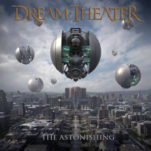 DREAM THEATER - The astonishing      2-CD