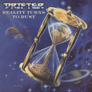 DRIFTER - Reality turns to dust & demotracks      CD
