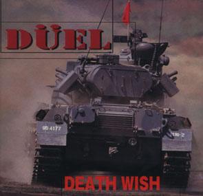 DÜEL - Deathwish      CD