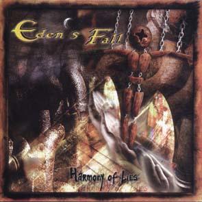 EDEN`S FALL - Harmony of lies      CD
