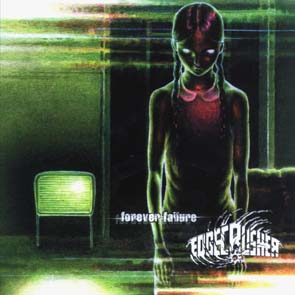 EDGECRUSHER - Forever failure      CD