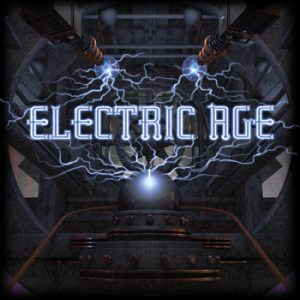ELECTRIC AGE - Electric Age      CD