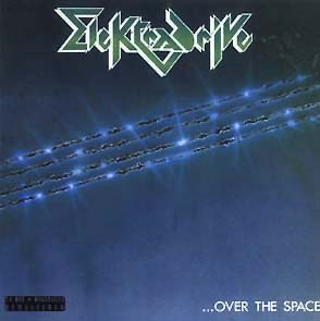 ELEKTRADRIVE - Over the space      CD