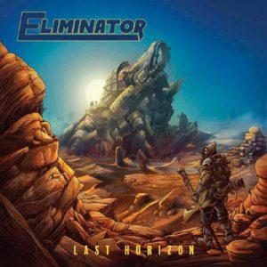ELIMINATOR - Last horizon      CD
