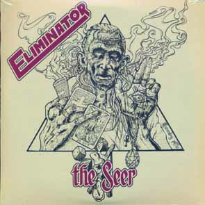 ELIMINATOR - The seer      Single