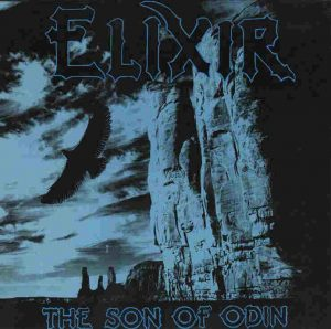 ELIXIR - The son of odin      CD
