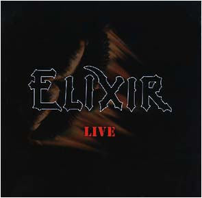 ELIXIR - Live      CD