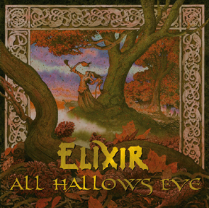 ELIXIR - All hallows eve      CD