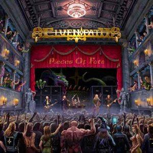 ELVENPATH - Pieces of fate      CD