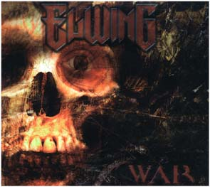 ELWING - War      CD