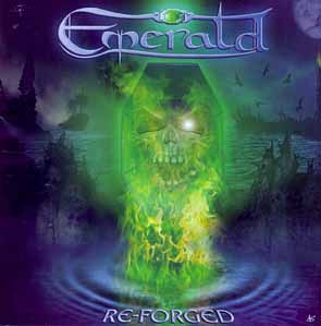 EMERALD - Re-forged      CD