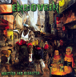 ENDOVEIN - Waiting for disaster      CD