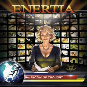 ENERTIA - Victim of thought      2-CD