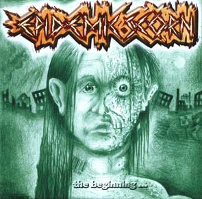 EPIDEMIC SCORN - The beginning      CD