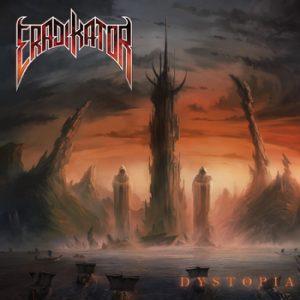 ERADIKATOR - Dystopia      CD