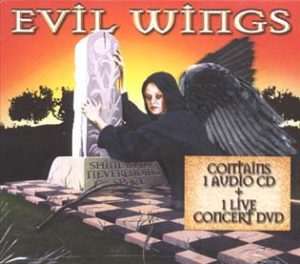 EVIL WINGS - Shine in the neverending space      2-CD