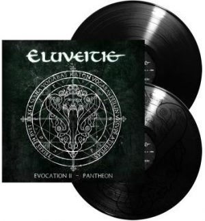 ELUVEITIE - Evocation II - Pantheon      DLP
