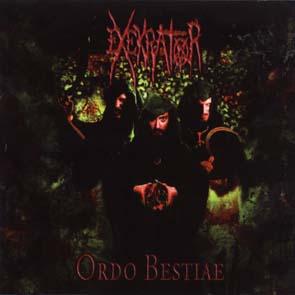 EXEKRATOR - Ordo bestiae      CD