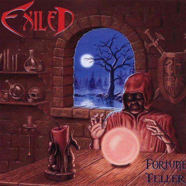 EXILED - Fortune teller      CD