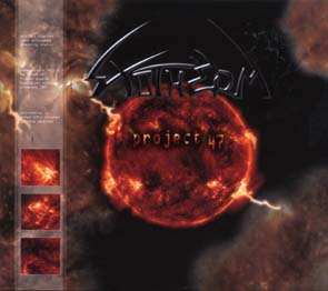 EXOTHERM - Project 47      CD