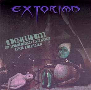 EXTORIAN - Truth & silky rags of cant      CD