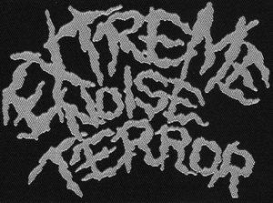 EXTREME NOISE TERROR - Logo      Aufnäher
