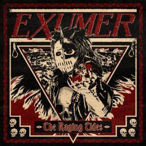 EXUMER - The raging tides      CD