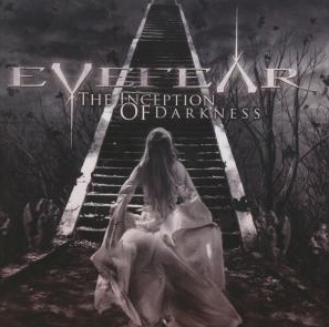 EYEFEAR - The inception of darkness      CD