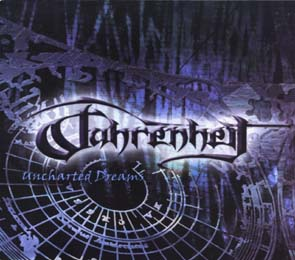 FAHRENHEIT - Uncharted dreams      CD