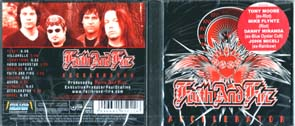FAITH AND FIRE - Accelerator      CD