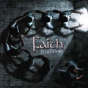 FAITH - Blessed      CD