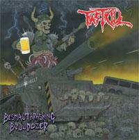 FASTKILL - Bestial thrashing bulldozer      CD