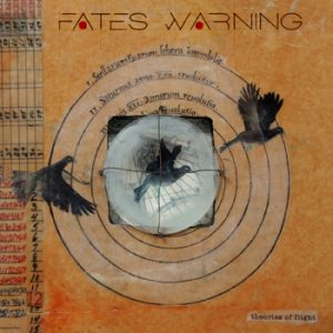 FATES WARNING - Theories of flight      CD