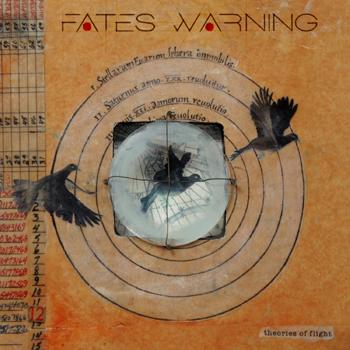 FATES WARNING - Theories of flight      CD