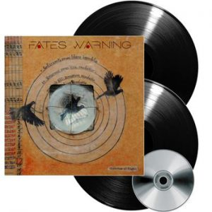 FATES WARNING - Theories of flight      DLP