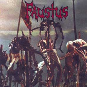 FAUSTUS - ...and still we suffer & 6 bonustracks      CD