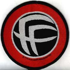 FEAR FACTORY - FF Logo      Aufnäher