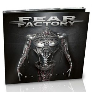 FEAR FACTORY - Genexus - digipak      CD