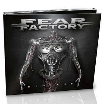 FEAR FACTORY - Genexus - digipak      CD