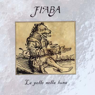 FIABA - La pelle nella luna      CD