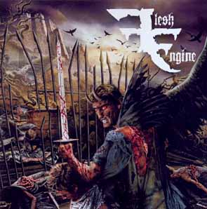 FLESH ENGINE - Walking the aether      CD
